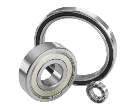 Deep Groove Ball Bearing d 10~100mm